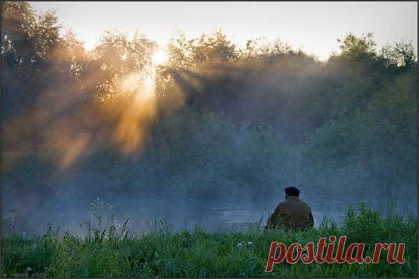 Утренняя рыбалка или вечерняя, когда лучше клев? | Рыбалка по-русски | Яндекс Дзен