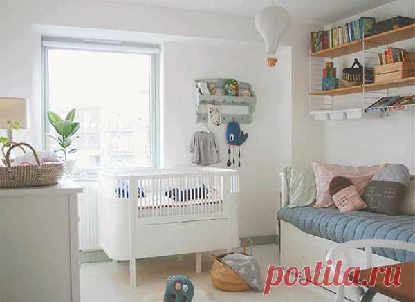 Игрушки, диваны и даже вигвамы: 16 советов о том, как организовать уютную детскую