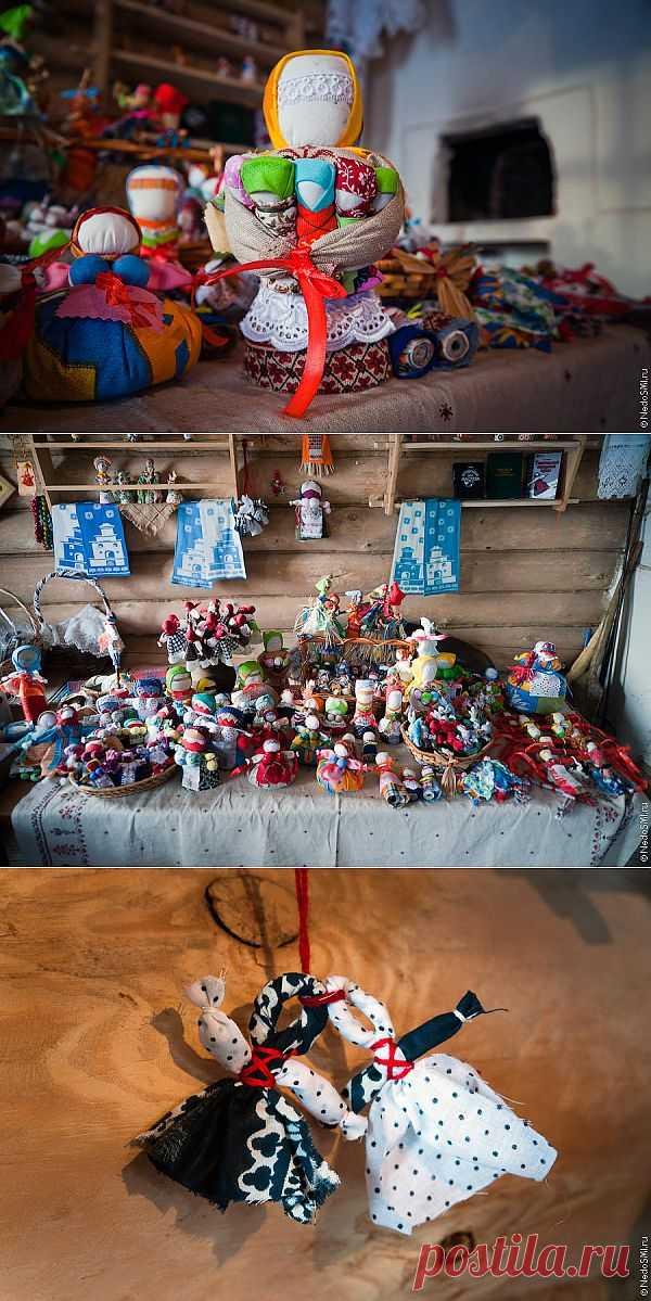 Блоги@Mail.Ru: Традиционные русские куклы