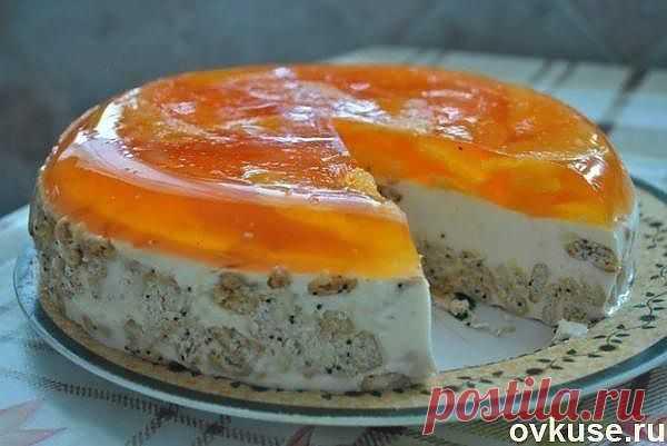 Торт 'Апельсинка' - Простые рецепты Овкусе.ру