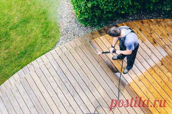 Из чего сделать настил перед домом и пол открытой террасы? 5 популярных материалов