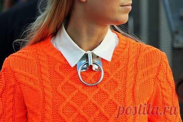 Необычное украшение / Украшения и бижутерия / Модный сайт о стильной переделке одежды и интерьера