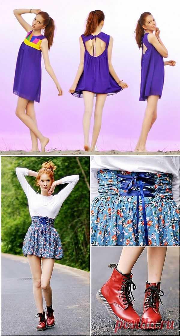 Рыжие атакуют №2 Ebba Zingmark (трафик) / Блоггеры / Модный сайт о стильной переделке одежды и интерьера