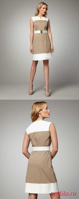 Платье: подвид простейших / Вещь / Модный сайт о стильной переделке одежды и интерьера