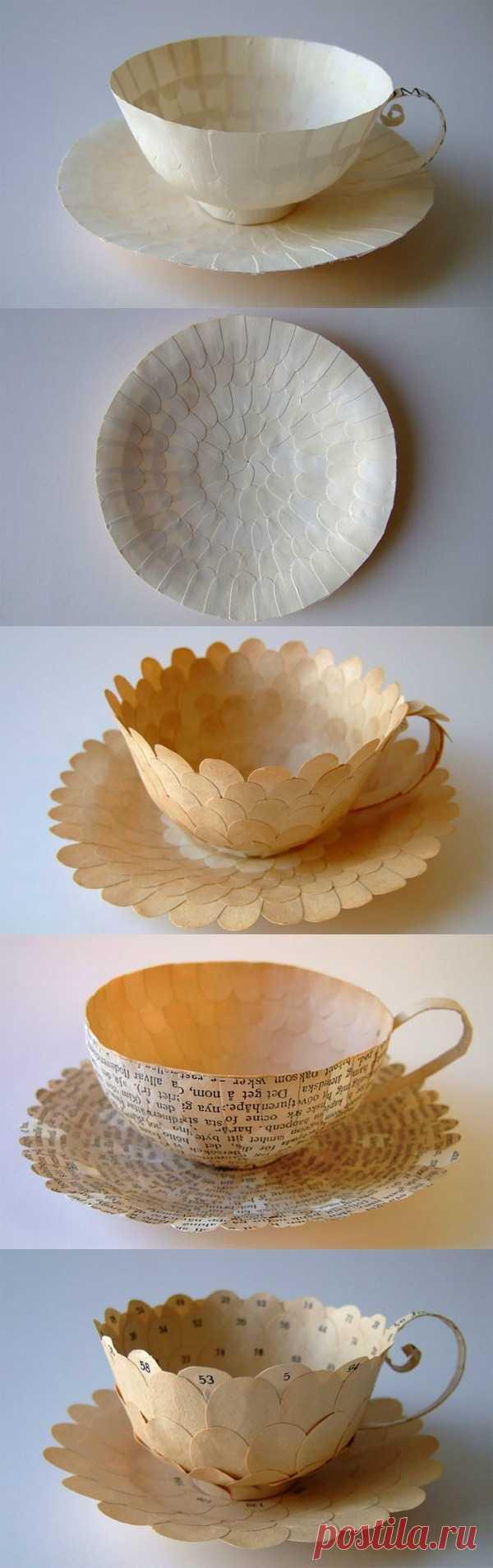 Может ли одноразовая посуда быть красивой?