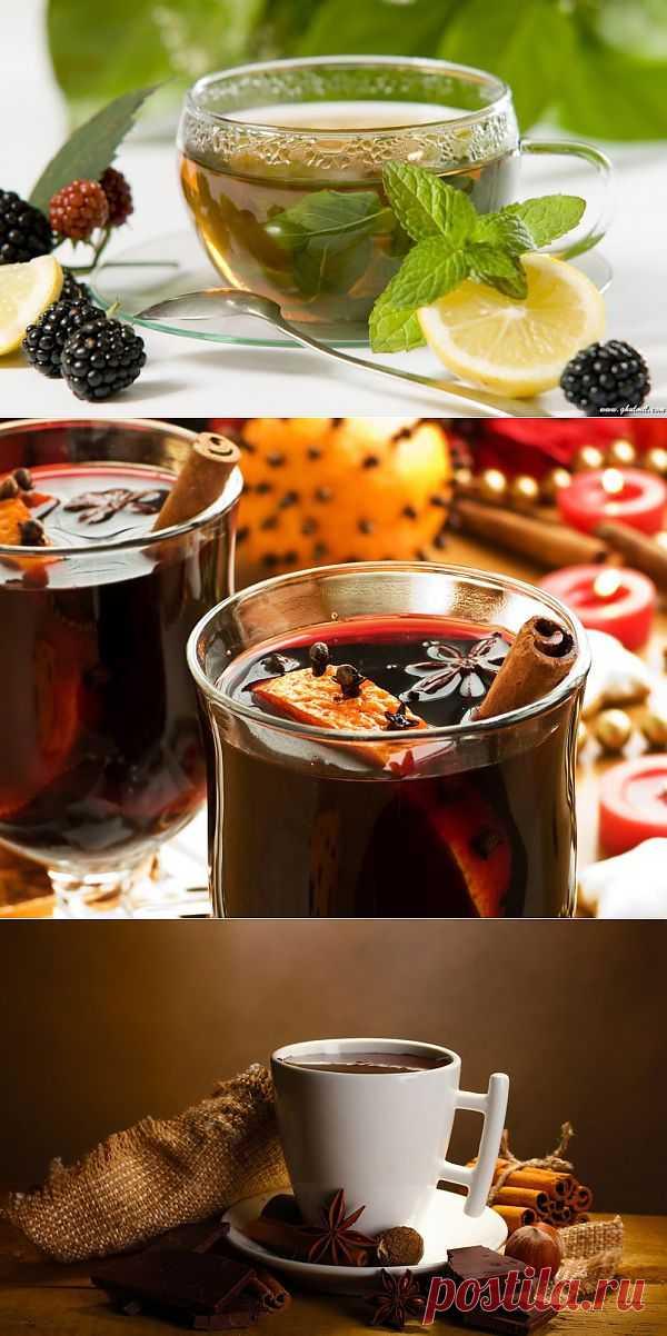 7 самых вкусных согревающих напитков : НОВОСТИ В ФОТОГРАФИЯХ