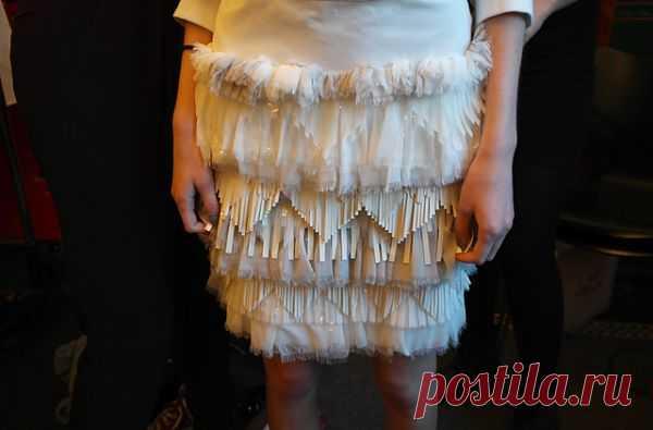 Вот это наверчено! / Фактуры / Модный сайт о стильной переделке одежды и интерьера