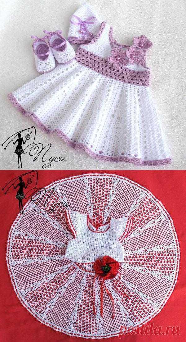 Платья очень нежные, славные цветы-для маленькой принцессы.