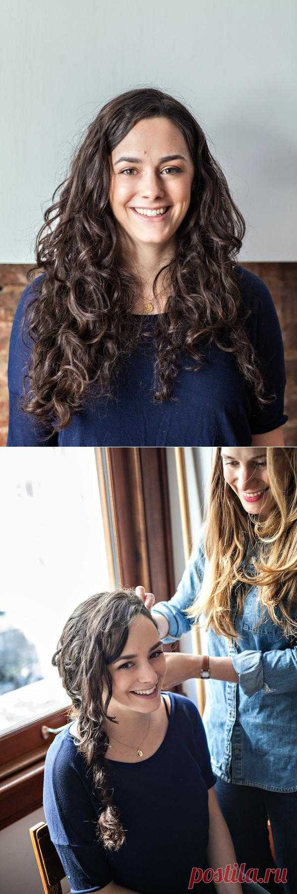 Плетем модную косу