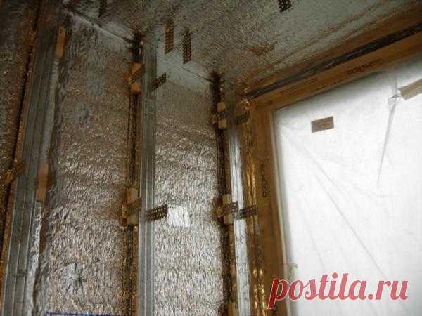 В каких случаях стоит утеплять стены не снаружи, а изнутри