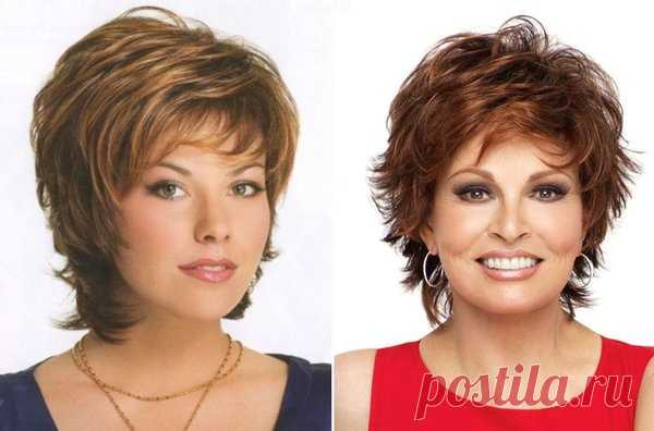 The hairstyle the Whim suits women at any age! | Forever young | Yandex Zen