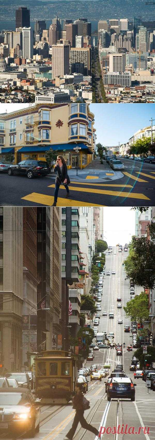 Город солнца. Сан-Франциско