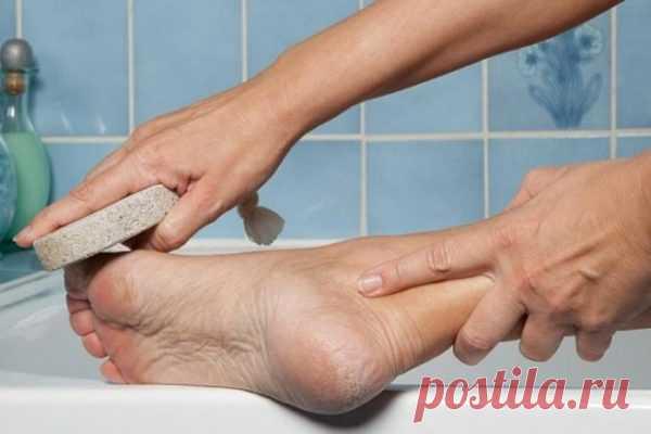 Волшебное средство для ваших пяточек. Моментальный эффект! После обработки ног таким способом, ваши подошвы и пятки становятся гладкими и... Читай дальше на сайте. Жми подробнее ➡