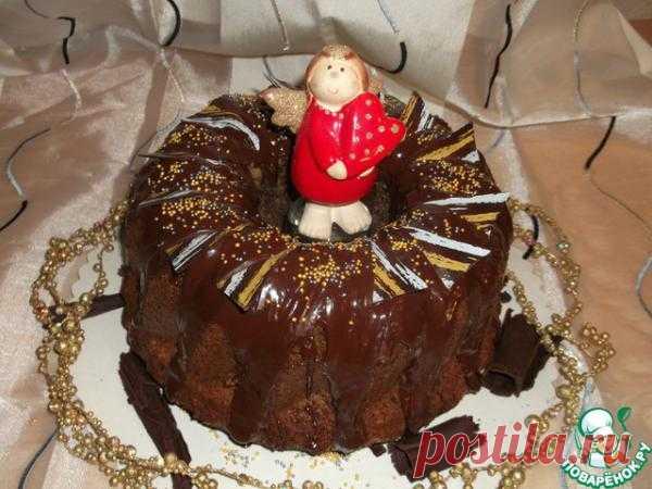 "Орехово-шоколадная бабка ""Бейлиз"""
