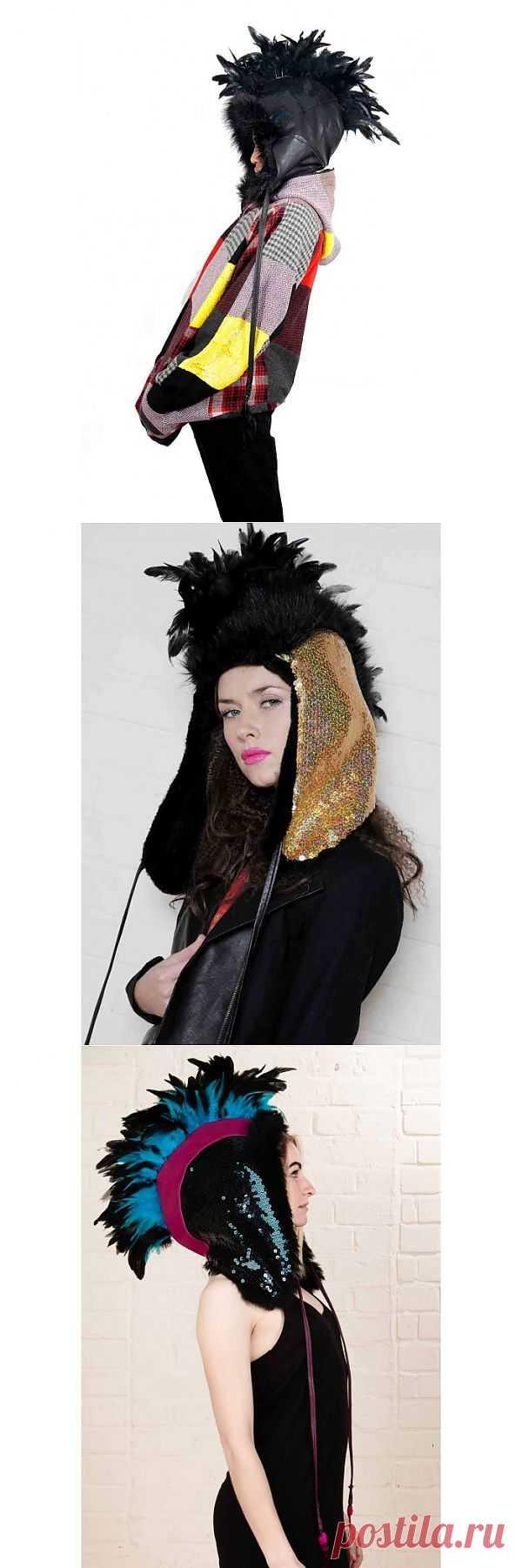 Шапка, капор, капюшон? (трафик) / Головные уборы / Модный сайт о стильной переделке одежды и интерьера