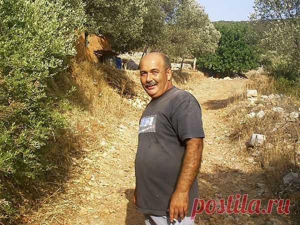 Турция Бодрум Ичмилер.   наш друг Хасан