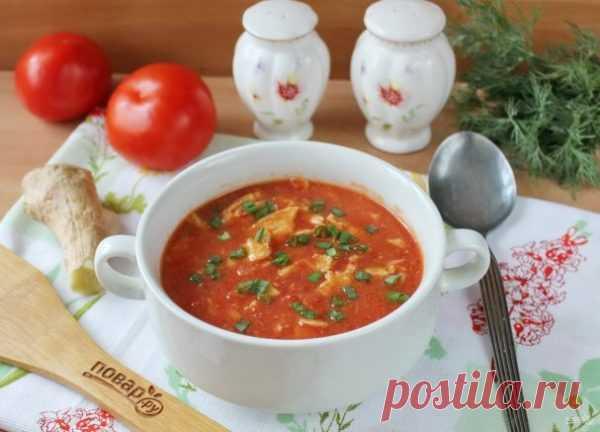 Китайский томатный суп   Вкусные кулинарные рецепты Китайский томатный суп   Самые вкусные кулинарные рецепты   Новые рецепты с фото и видео на «Kulinarow.ru»