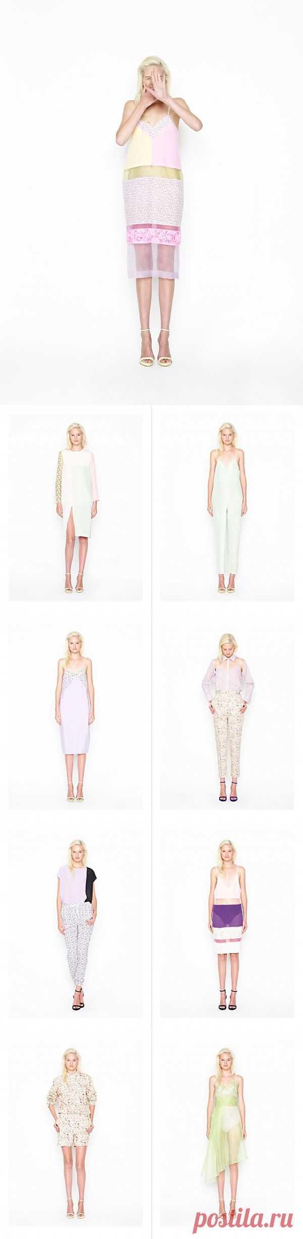 Exclusive Karla Spetic (трафик) / Лукбуки / Модный сайт о стильной переделке одежды и интерьера