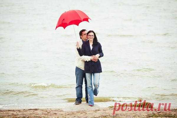 Прогулка у Финского залива: Love-story Сергея и Анны - WeddyWood