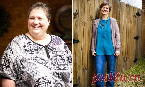 Как правильно худеть после 50 лет. Раскрываем секреты