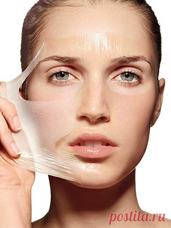Домашний курс коллагенового омоложения кожи