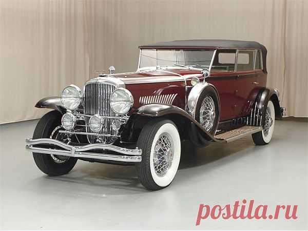 Duesenberg Model J Год выпуска 1931 Цена 10,34 млн В 20-30 годы XX века Duesenberg J был самым дорогим, мощным, быстрым и статусным автомобилем США.