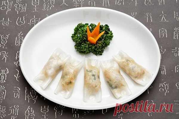 Рецепт из китайской кухни