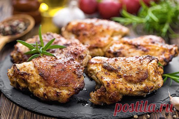 Успеть за 30 минут: блюда из курицы на скорую руку