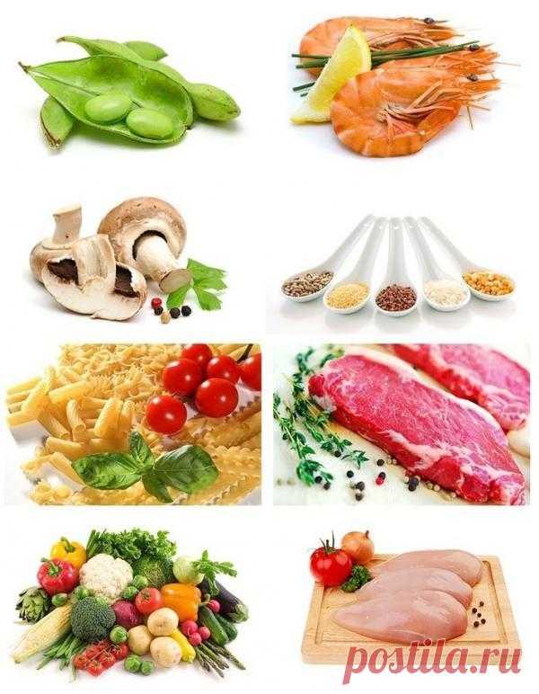 Сколько времени нужно варить разные продукты.