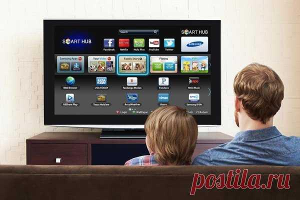 Smart TV что это такое в телевизоре LG Samsung Sony Philips