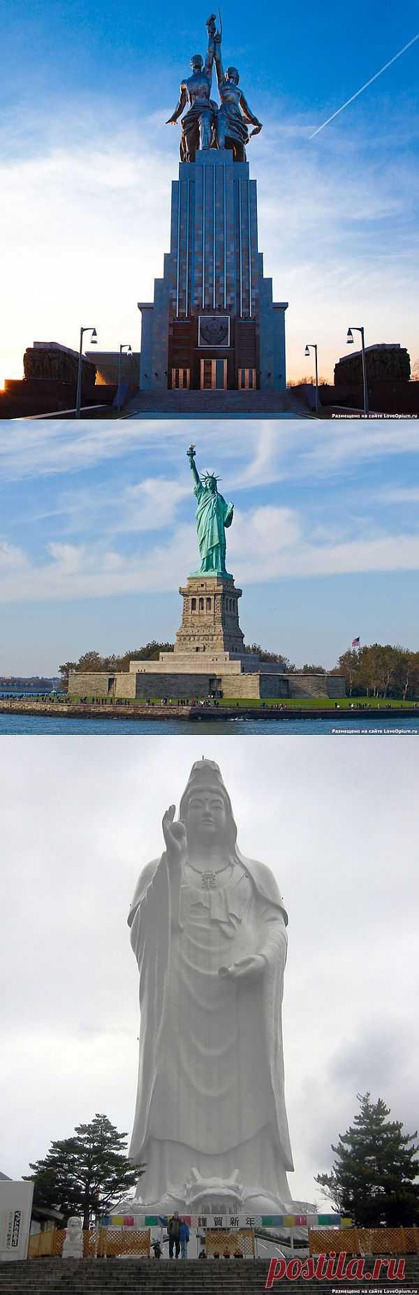 Высочайшие статуи мира | Fresher - Лучшее из Рунета за день