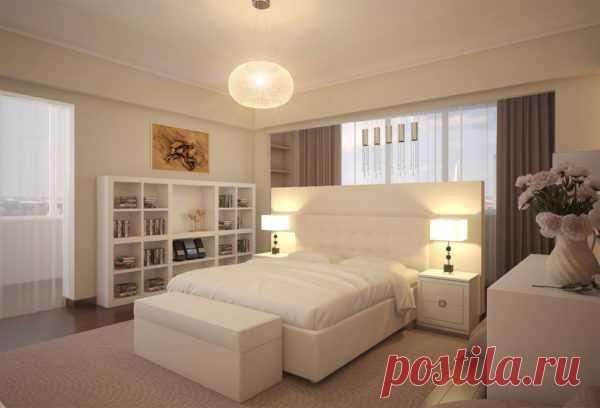 Как правильно ставить кровать в спальне - в какую сторону: 9 запретов | Obustroeno.Com