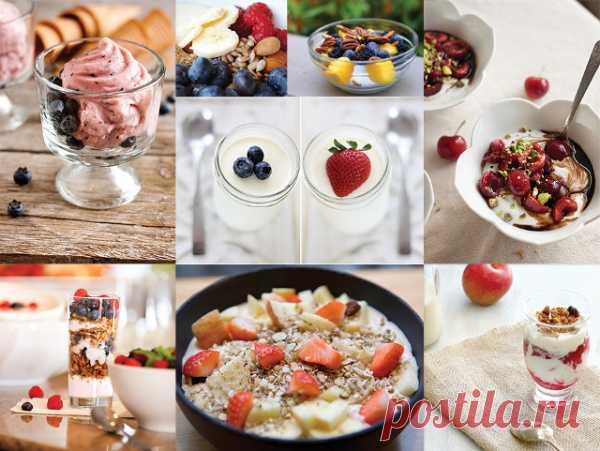 Как приготовить вкусный и полезный завтрак на несколько дней вперёд.
