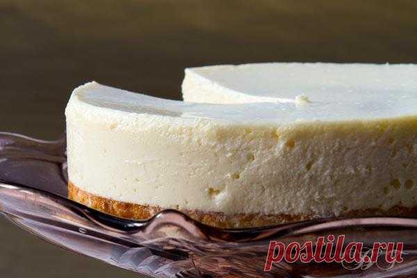 So Simply! - New York cheesecake (light)