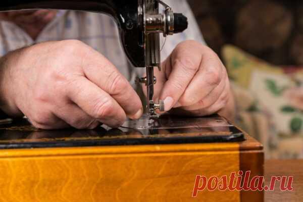Как настроить старую швейную машинку - Сплетница