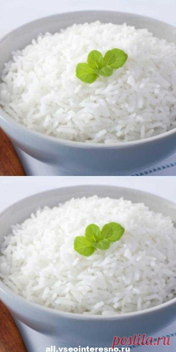 Секрет рассыпчатого риса от узбекского повара. - all