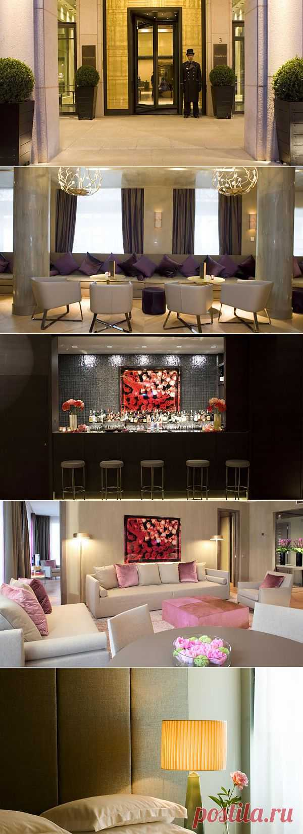 Booking.com : Starhotels Rosa Grand , Милан, Италия