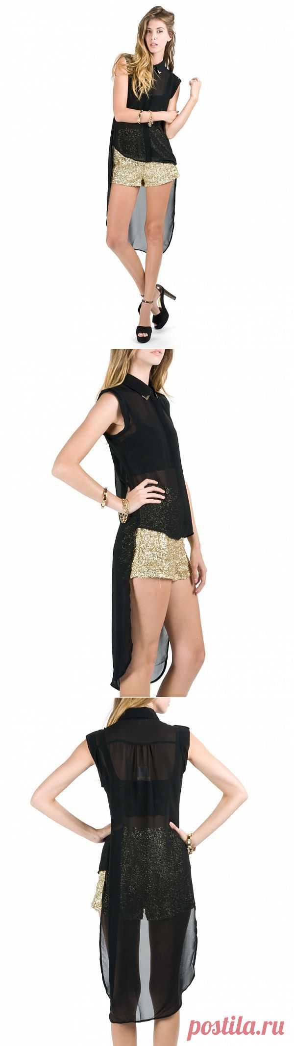 Супер рубашка / Вещь / Модный сайт о стильной переделке одежды и интерьера