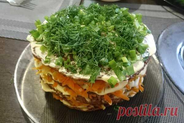 Эконом рецепты. печеночный тортик, по любимому рецепту | Эконом рецепты | Яндекс Дзен