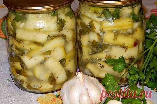 Рецепт на зиму- кабачки как грузди | ядомохозяйка | Яндекс Дзен