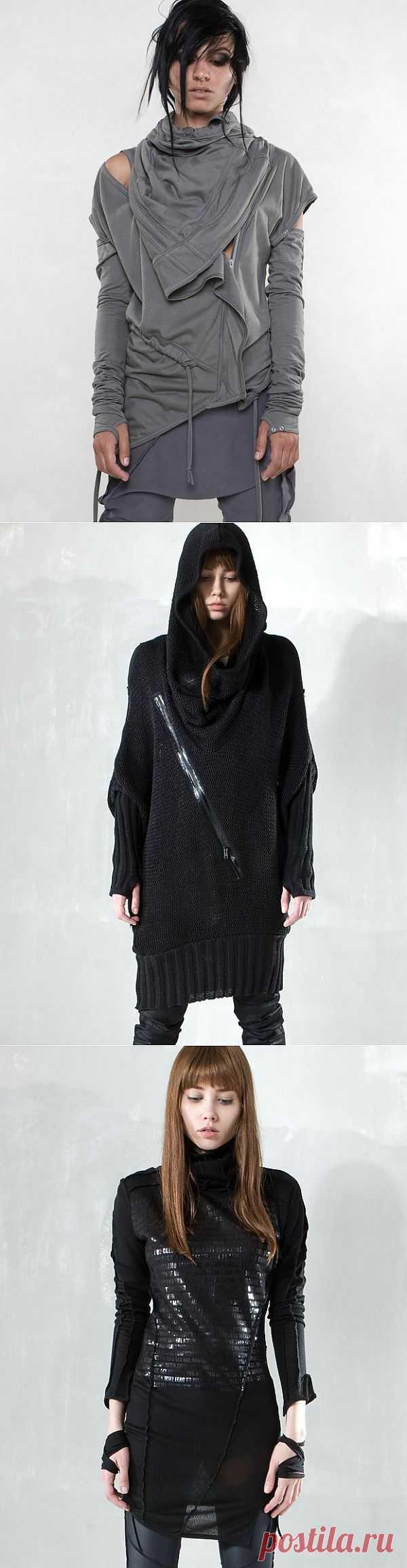 Постапокалиптическое (много фото) / Лукбуки / Модный сайт о стильной переделке одежды и интерьера