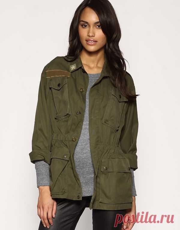 ASOS торгует секонд -хендом / Аксессуары (не украшения) / Модный сайт о стильной переделке одежды и интерьера