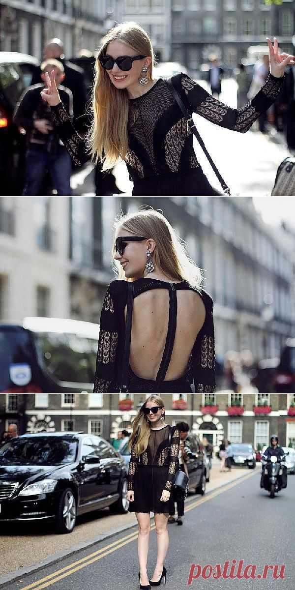 Удивительное платье от DAGMAR / Вещь / Модный сайт о стильной переделке одежды и интерьера