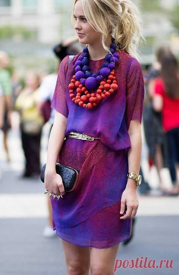 Интересный образ / Street Style / Модный сайт о стильной переделке одежды и интерьера