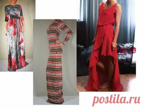 Мой стиль. Платья / Ваш стиль / Модный сайт о стильной переделке одежды и интерьера