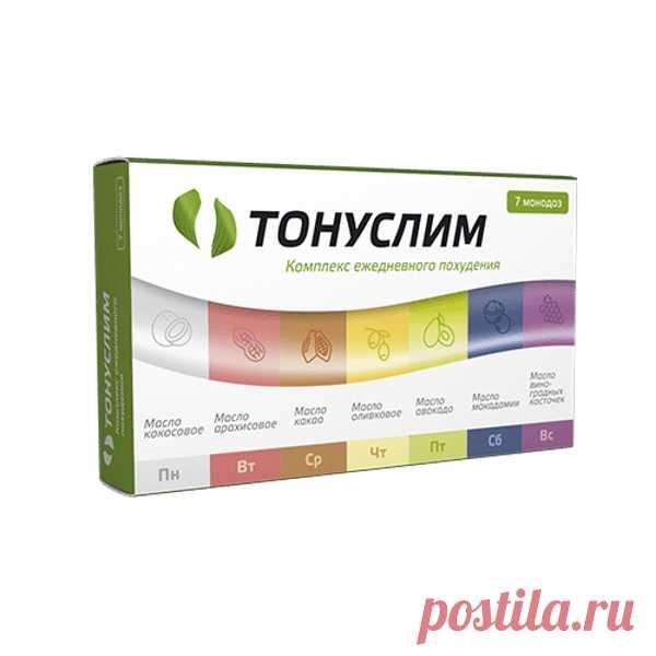 Официальный сайт производителя Тонуслим