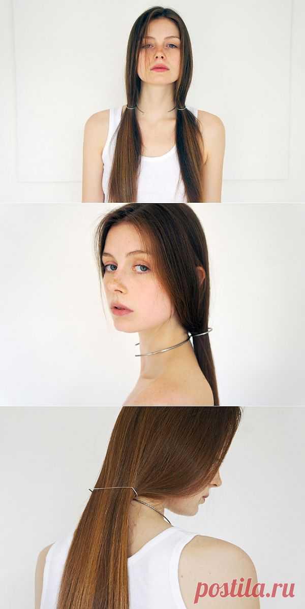 Организованное хранение / Украшения для волос / Модный сайт о стильной переделке одежды и интерьера