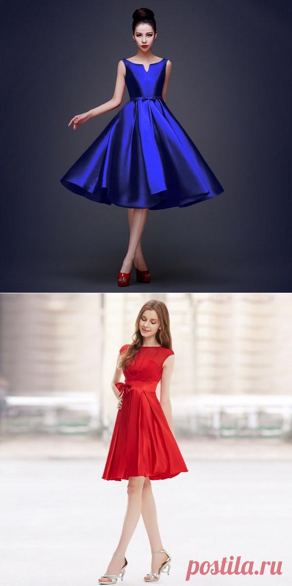 4bcc4ca0e18040d Красивые вечерние коктейльные платья 2017-2018, фото, новинки коротких  вечерних платьев