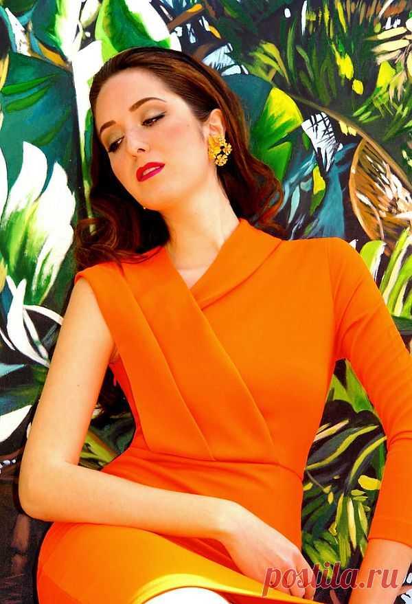 Красивое платье / Вещь / Модный сайт о стильной переделке одежды и интерьера