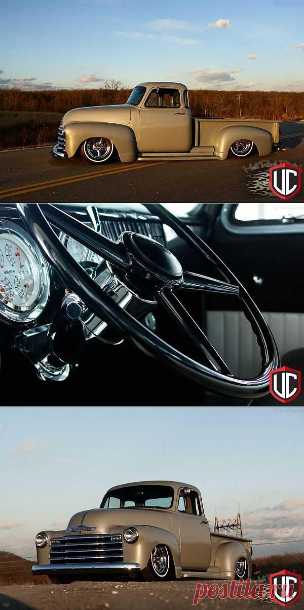 1951 Chevrolet Pickup   Тюнинг ателье